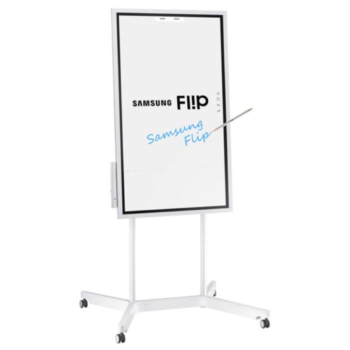 samsung flip paperboard numérique