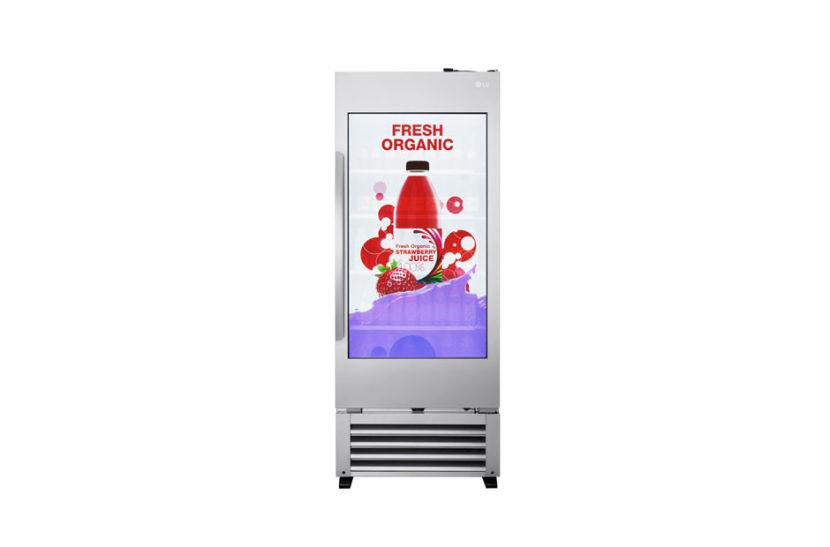 Smart Hybrid Cooler LG