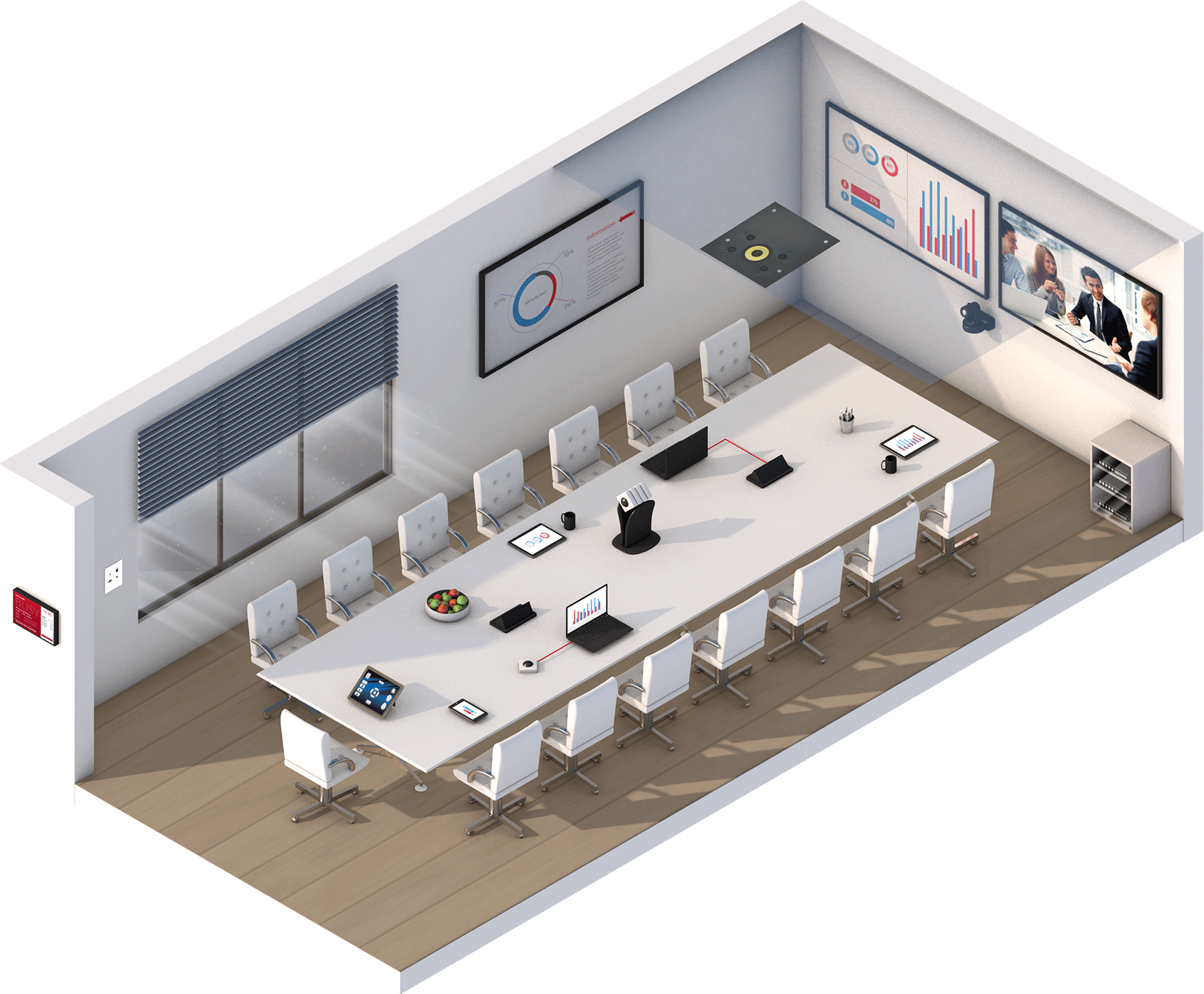 Salle de réunion Kramer