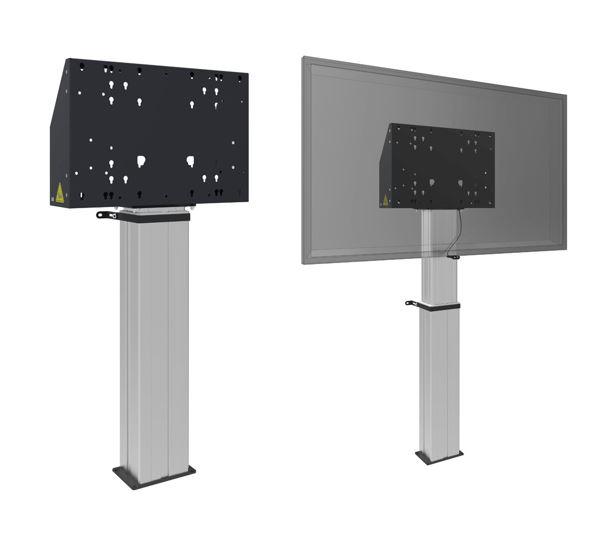 Floor & Wall Smart Metal support écran moniteur