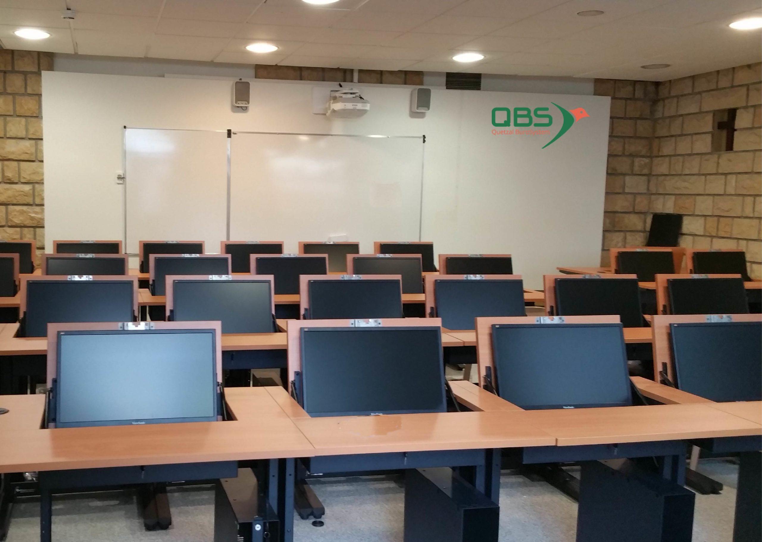 Salle de formation mobilier spécialisé informatique